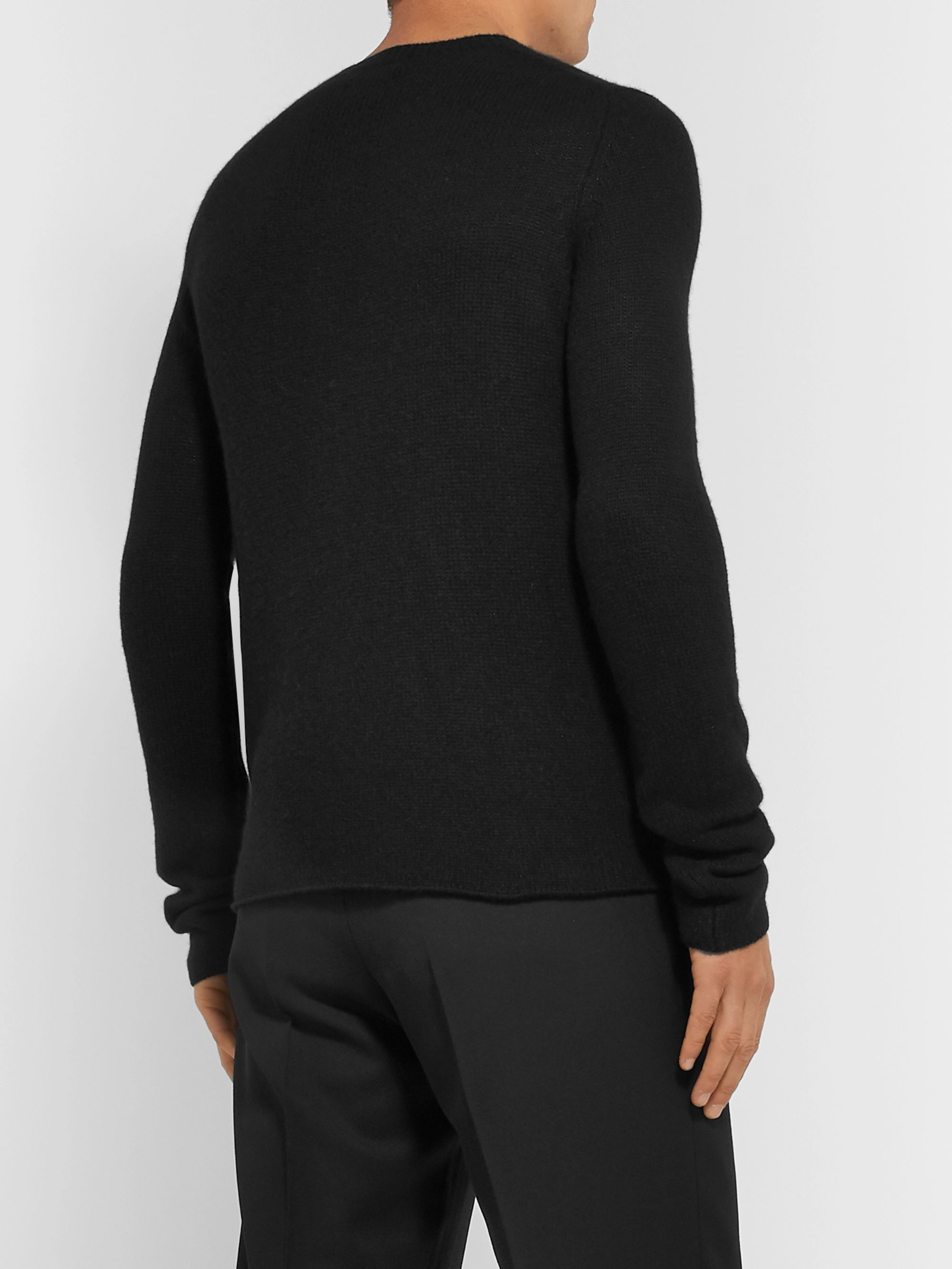 Bottega Veneta Slim-Fit Cashmere Sweater