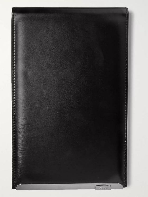 Pineider 1949 Leather Desk Notebook