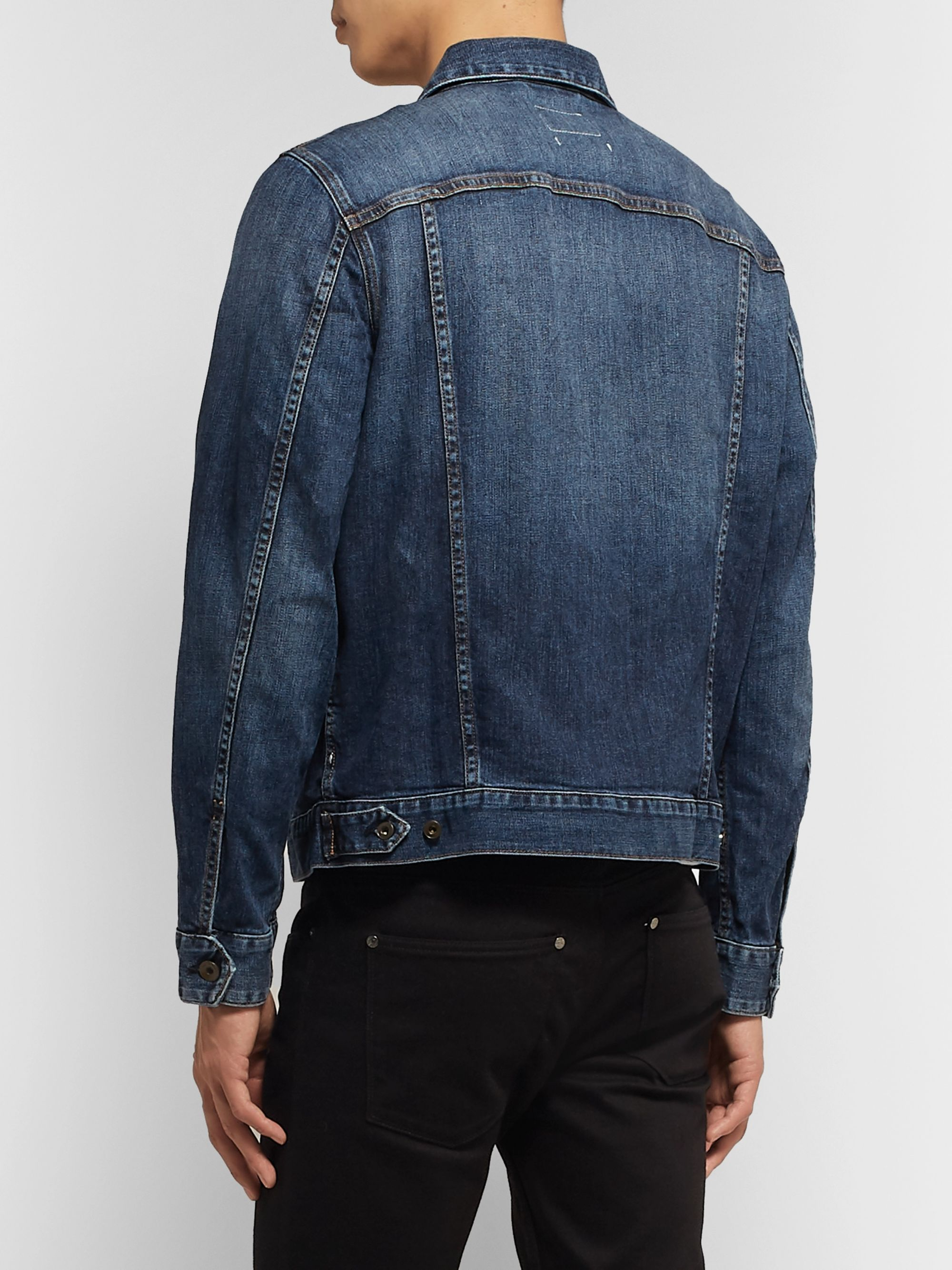 rag & bone Definitive Stretch-Denim Jacket