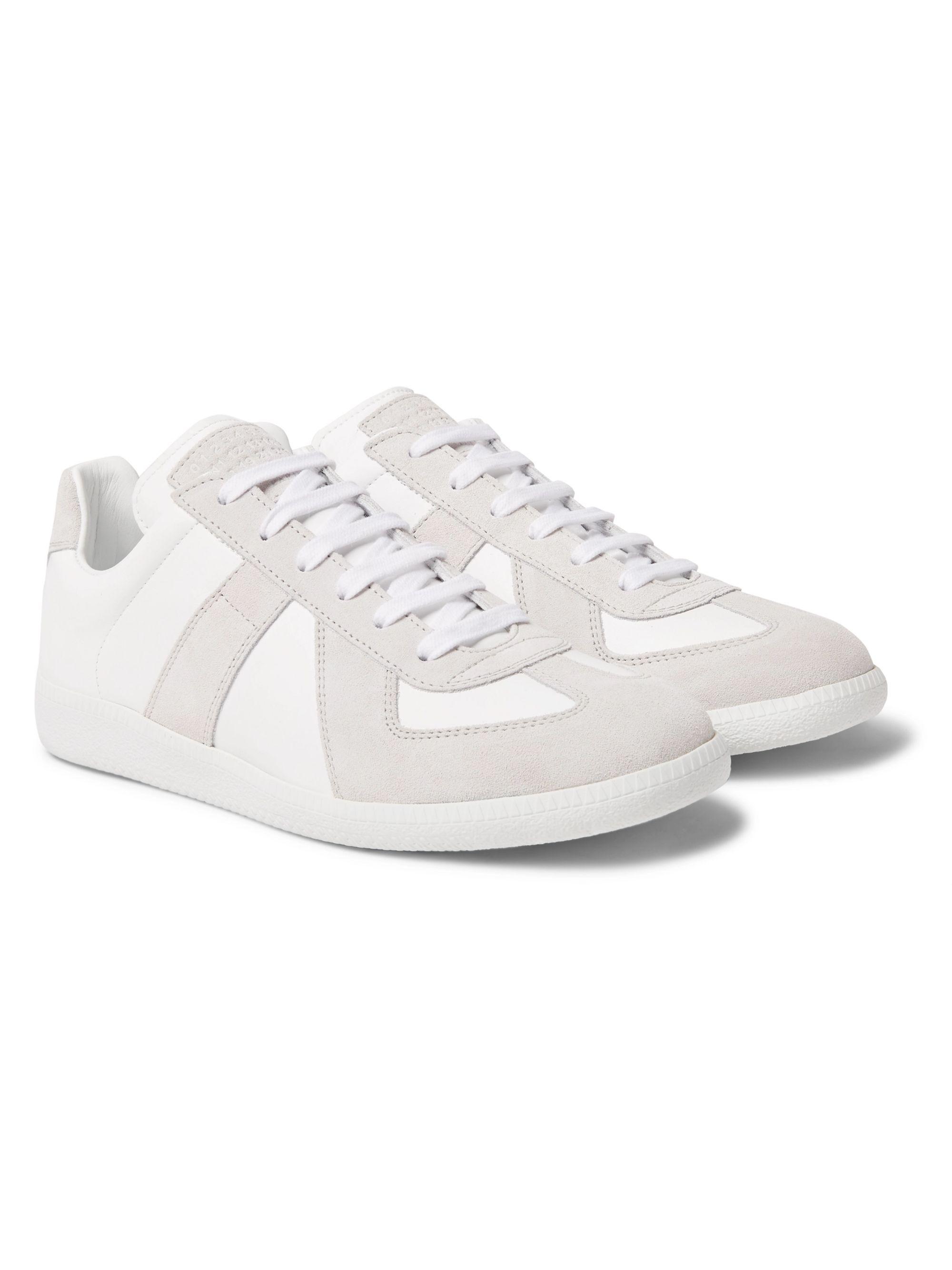 bcc6a089494 Maison Margiela Sneakers | MR PORTER
