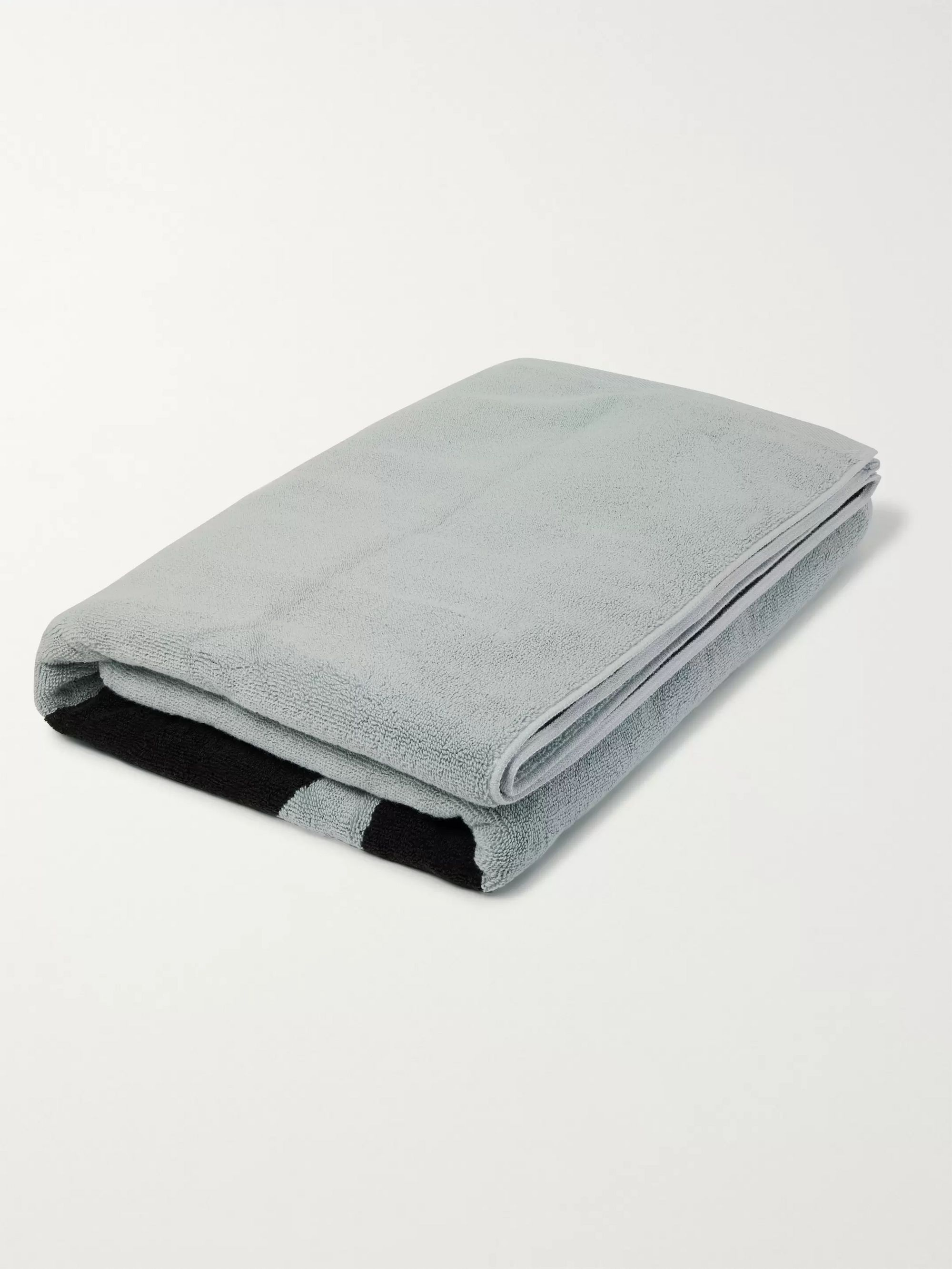 DISTRICT VISION + Reigning Champ Radical Retreat Printed Cotton-Blend Terry Towel