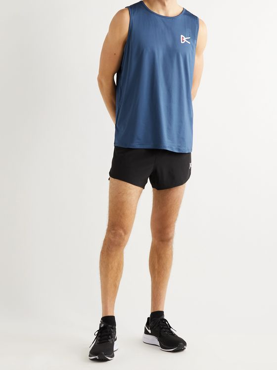 DISTRICT VISION Air-Wear Stretch-Mesh Tank Top
