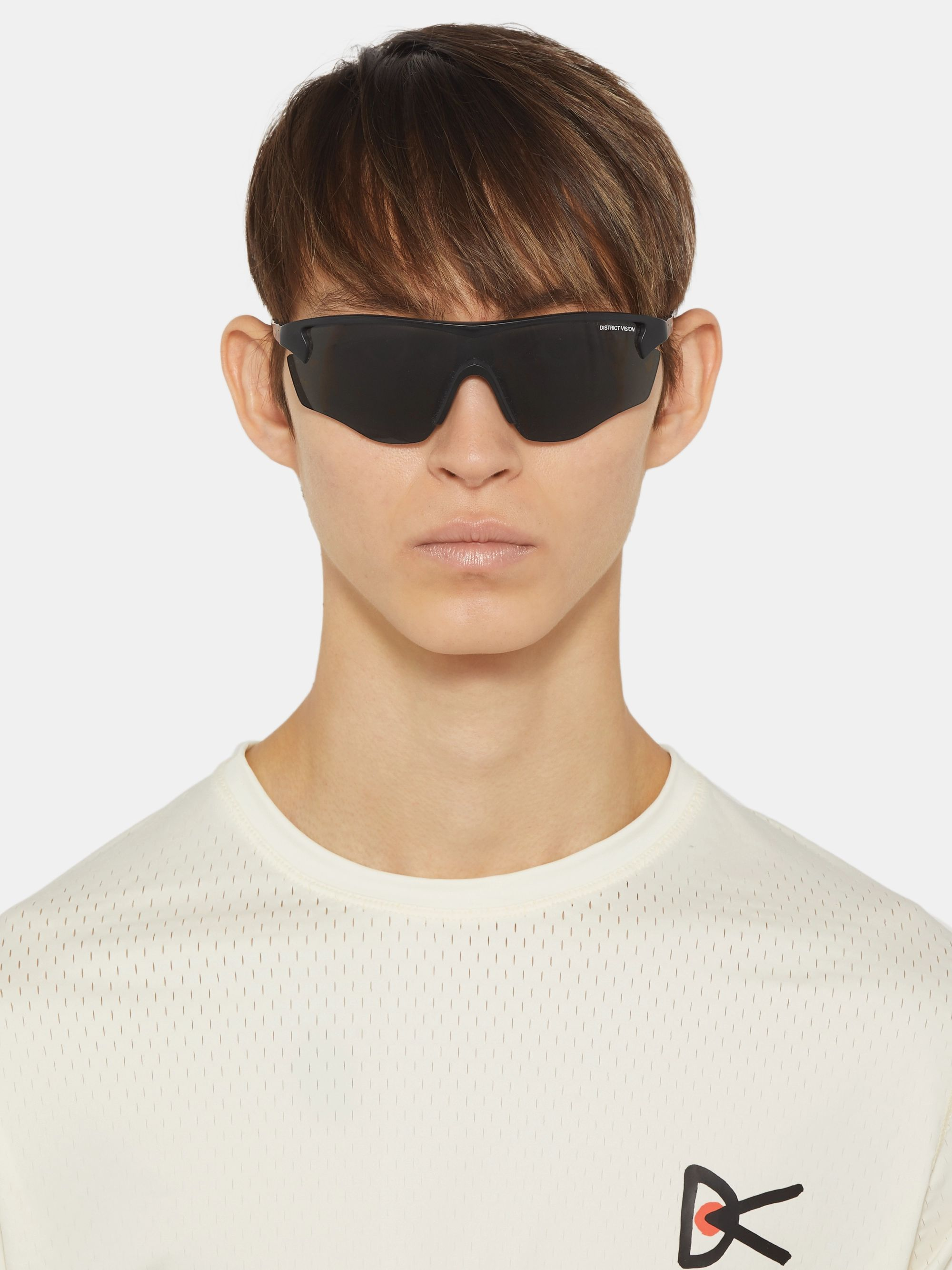 DISTRICT VISION Junya Nylon and Titanium Sunglasses