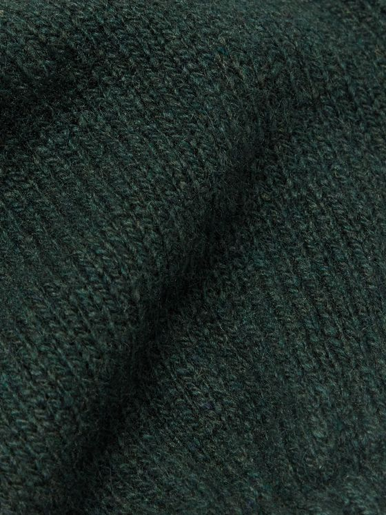Paul Smith Cashmere and Merino Wool-Blend Gloves