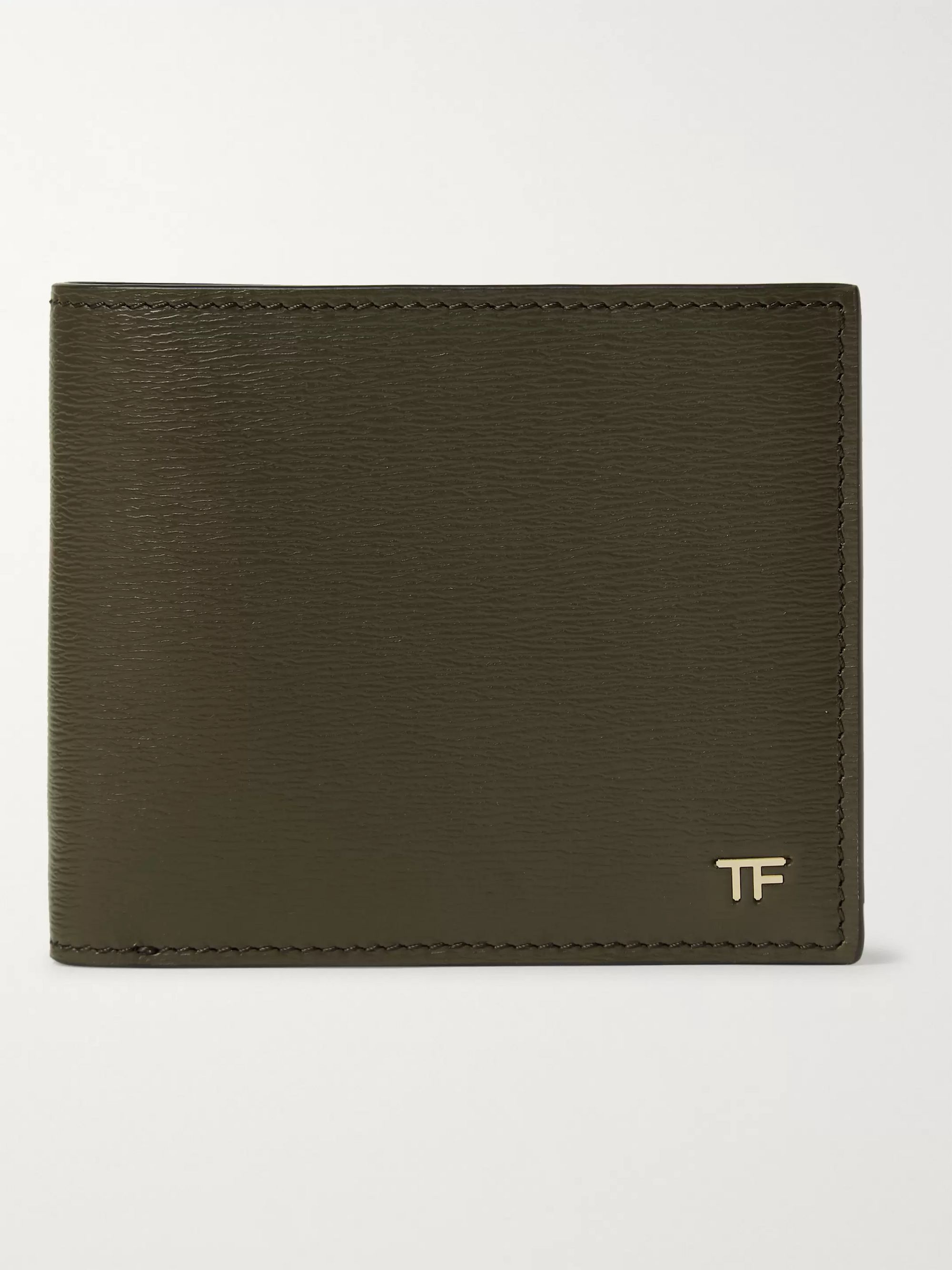 Full Grain Leather Billfold Wallet