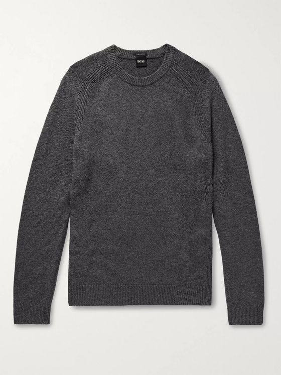Hugo Boss Banilo Cashmere Sweater