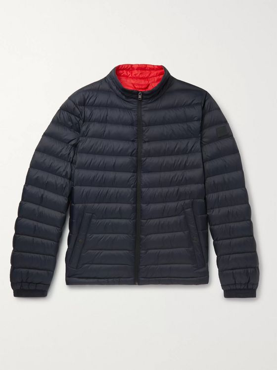 Hugo Boss Quilted Shell Down Jacket
