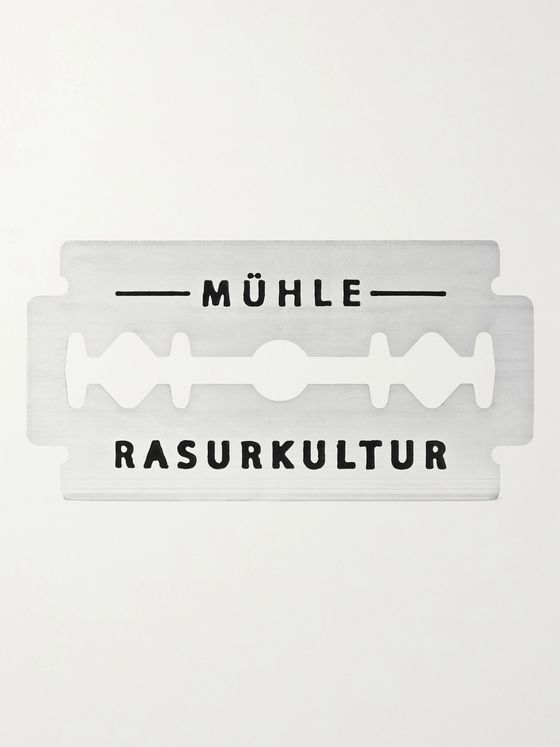 Mühle 200-Pack Stainless Steel Safety Razor Blades