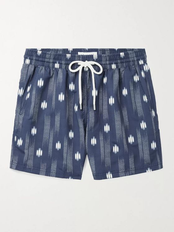 Atalaye Caserio Short-Length Printed Swim Shorts
