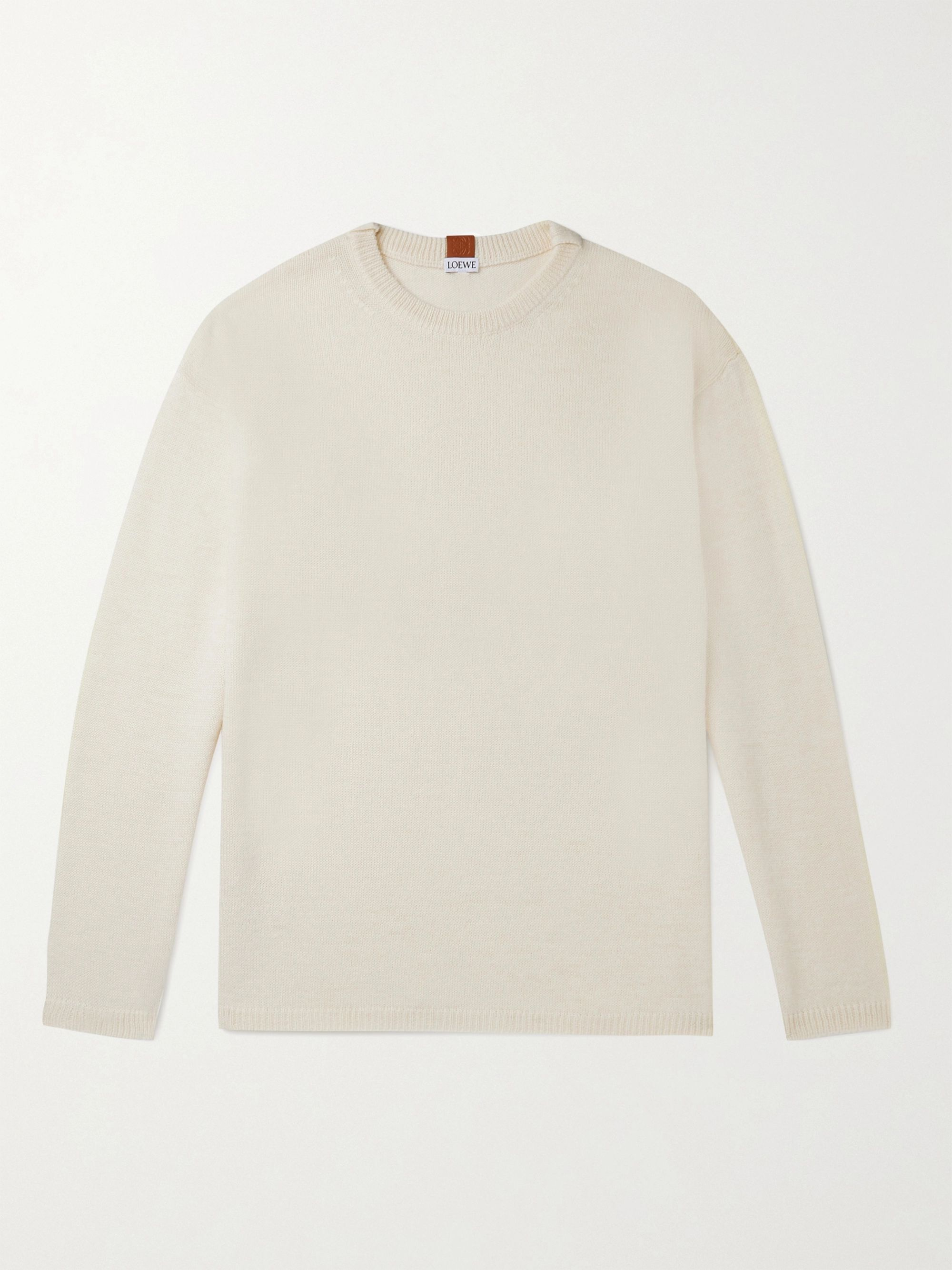 LOEWE Knitted Sweater