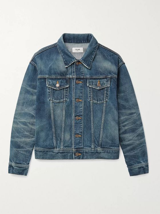 CELINE HOMME Denim Jacket