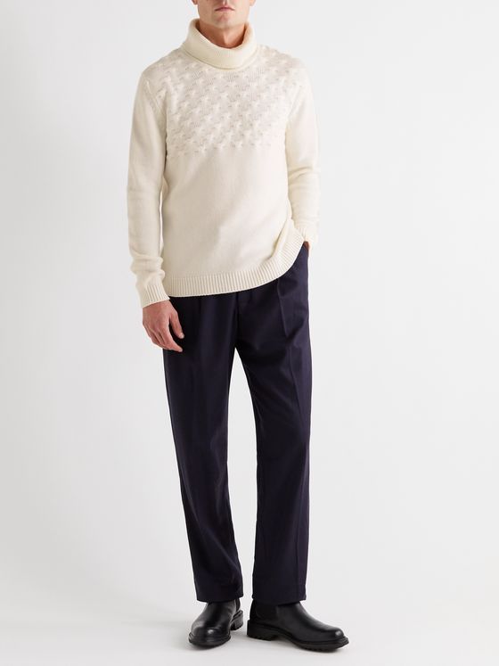 YOOX NET-A-PORTER For The Prince's Foundation Cashmere Rollneck Sweater