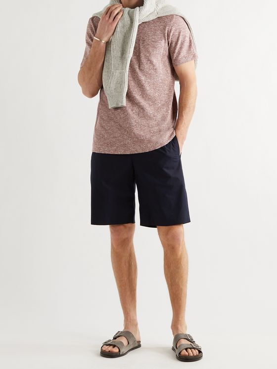 MR P. Cotton Elasticated Shorts