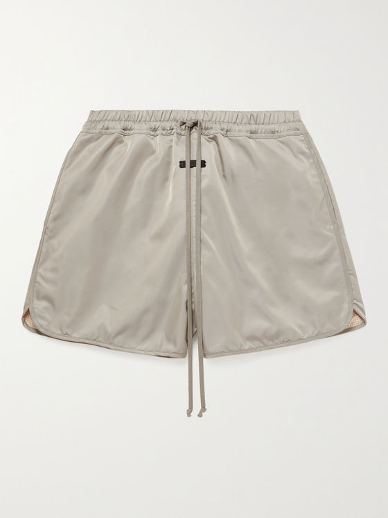 FEAR OF GOD Iridescent Twill Shorts
