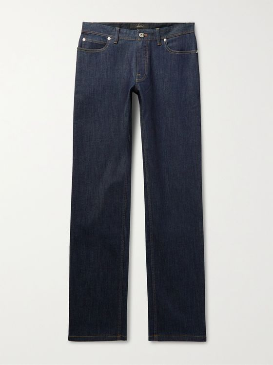 BRIONI Stretch-Denim Jeans