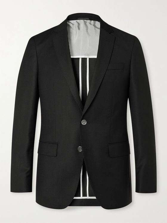 HUGO BOSS Hartlay 2 Slim-Fit Virgin Wool Blazer