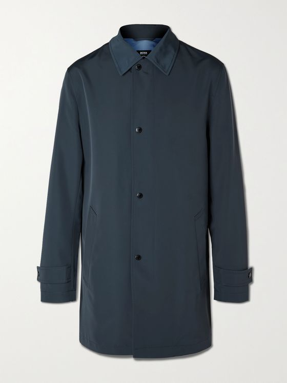 HUGO BOSS Recycled Shell Coat
