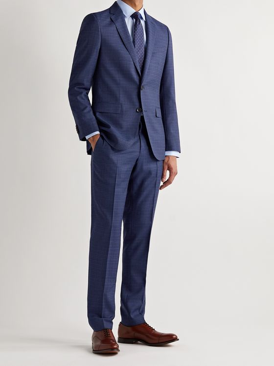 HUGO BOSS Novan6 Slim-Fit Virgin Wool Suit Jacket