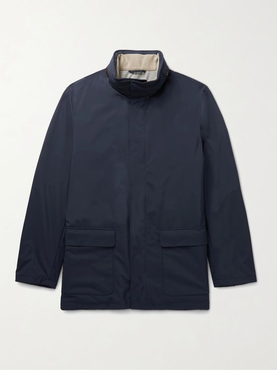 LORO PIANA Light Voyager Storm System Jacket