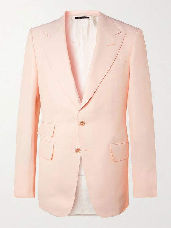 TOM FORD Shelton Slim-Fit Twill Suit Jacket