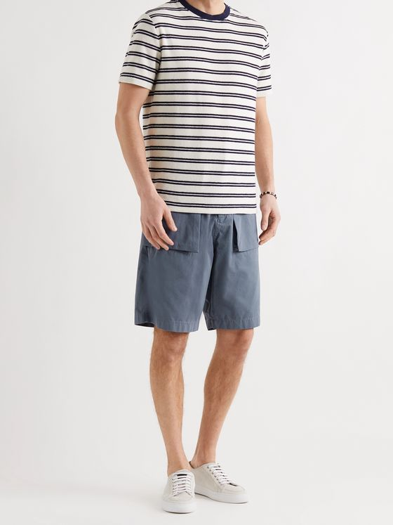 TOD'S Cotton Shorts