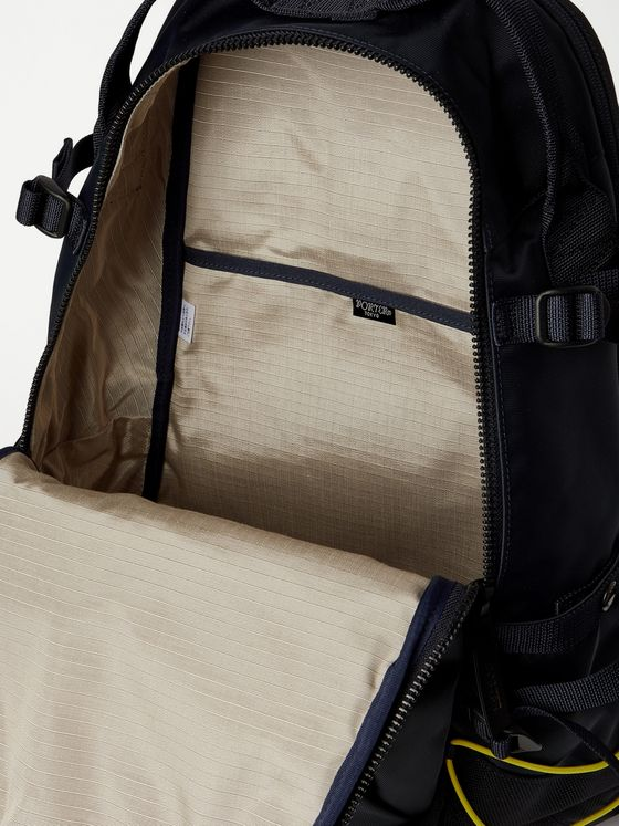 PORTER-YOSHIDA & CO Daypack Padded Nylon Backpack