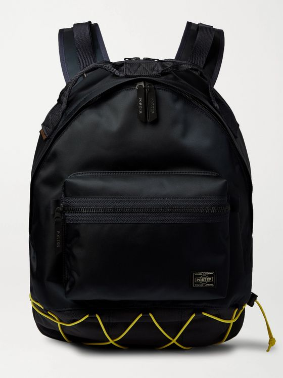 PORTER-YOSHIDA & CO CORDURA-Trimmed Nylon Backpack