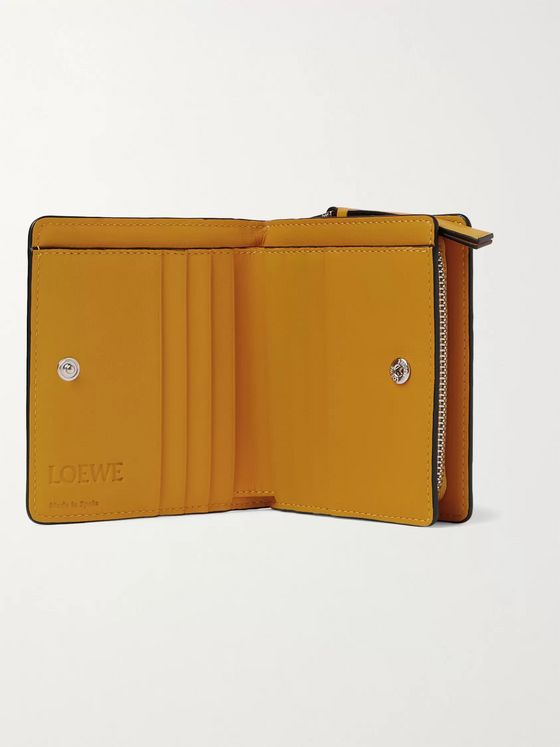 LOEWE + Ken Price Printed Leather Wallet