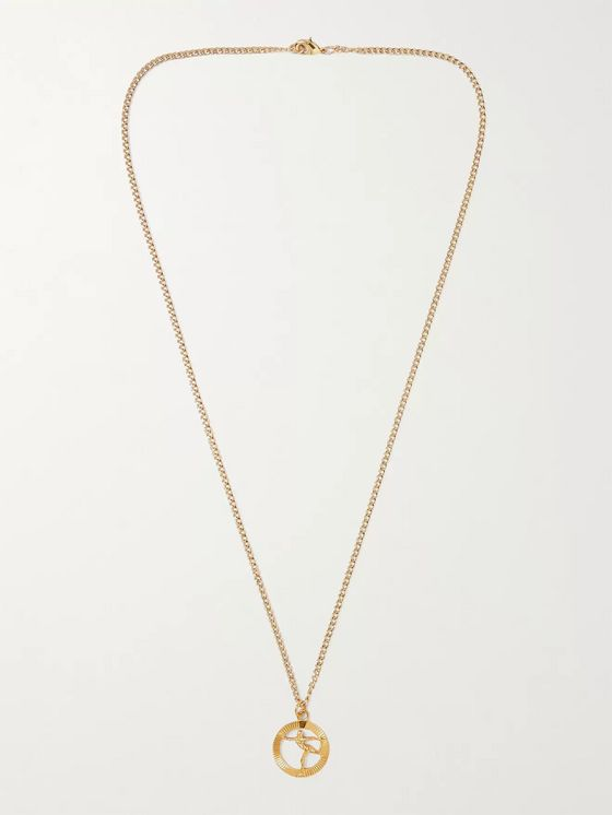 MAPLE Grace Gold-Filled Necklace
