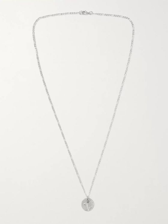 MAPLE Freaky Tails Sterling Silver Necklace