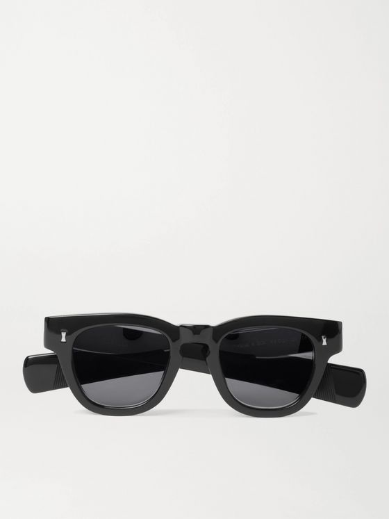 CUBITTS Cruishank Square-Frame Acetate Sunglasses