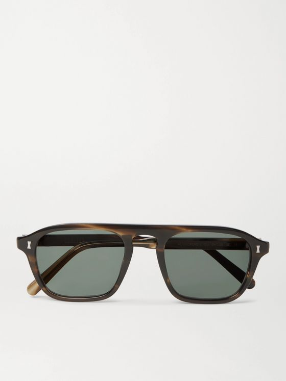 CUBITTS Hemmingford D-Frame Acetate Sunglasses
