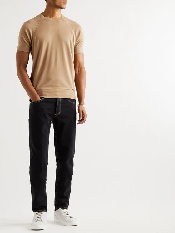 TOM FORD Slim-Fit Cashmere Sweatshirt