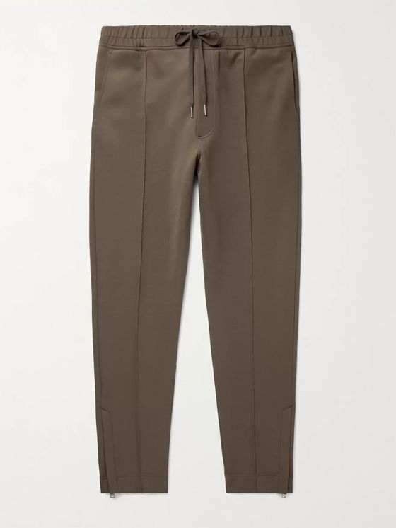 TOM FORD Tech-Jersey Track Pants