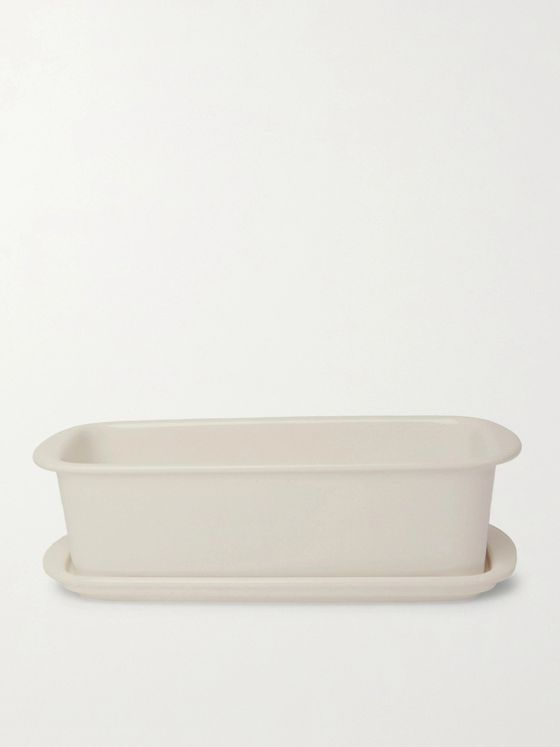 BY JAPAN + Ceramic Japan Harvest Large Porcelain Box