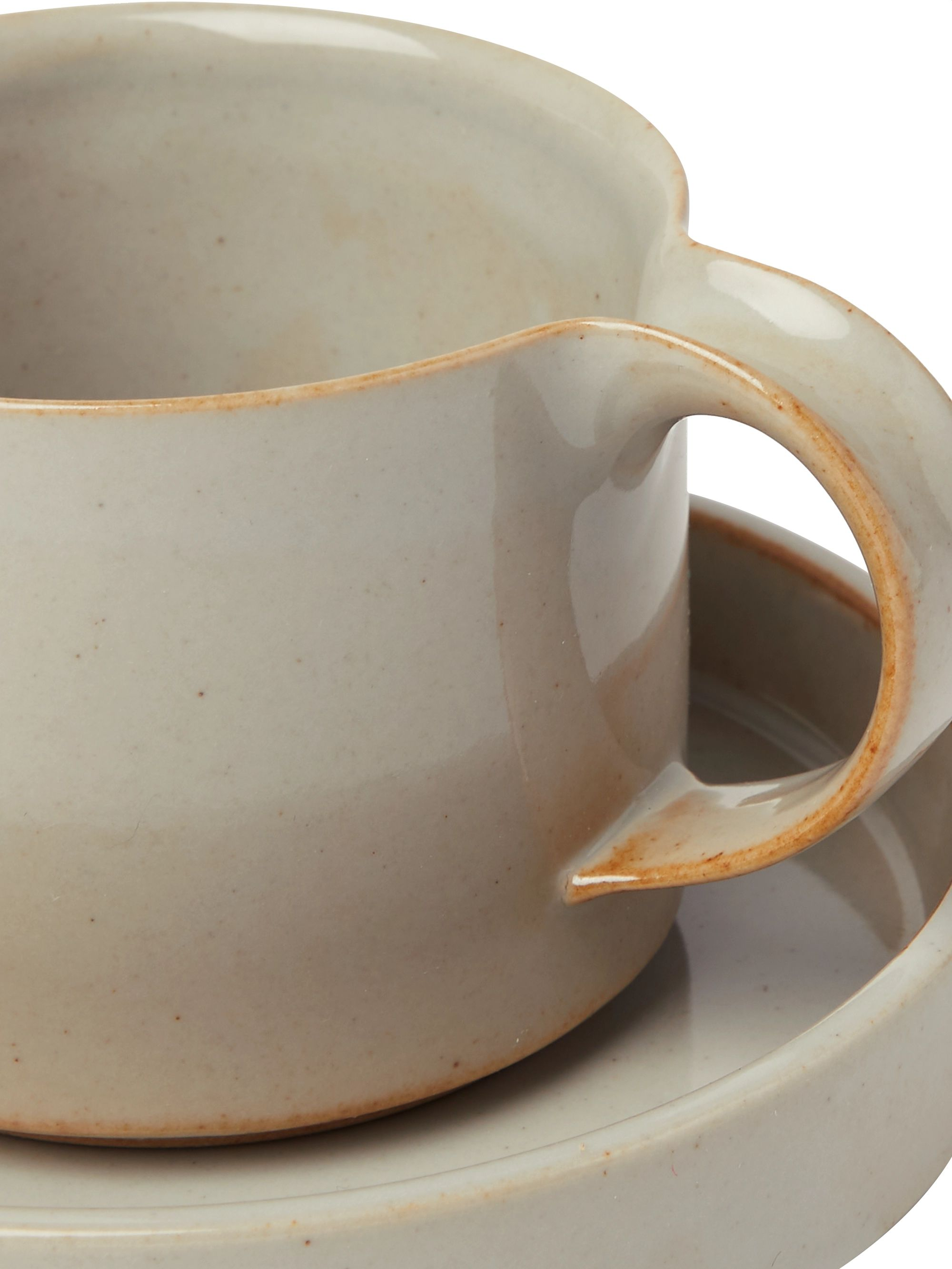 BY JAPAN + Ceramic Japan Moderato Cup and Saucer