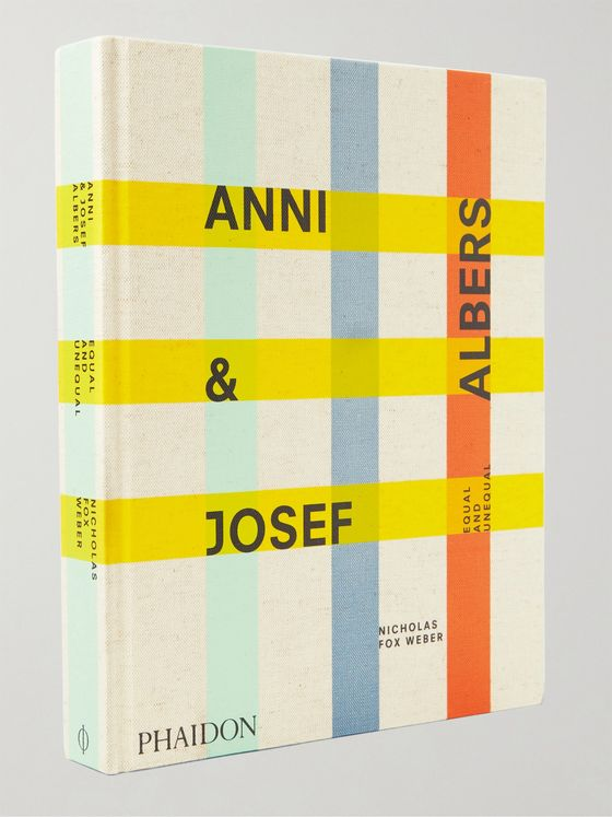 Phaidon Anni & Josef Albers: Equal and Unequal Hardcover Book
