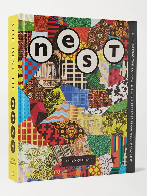 PHAIDON The Best of Nest: Celebrating the Extraordinary Interiors from Nest Magazine Hard Cover Book