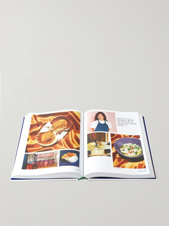 Phaidon Today's Special: 20 Leading Chefs Choose 100 Emerging Chefs Hardcover Book