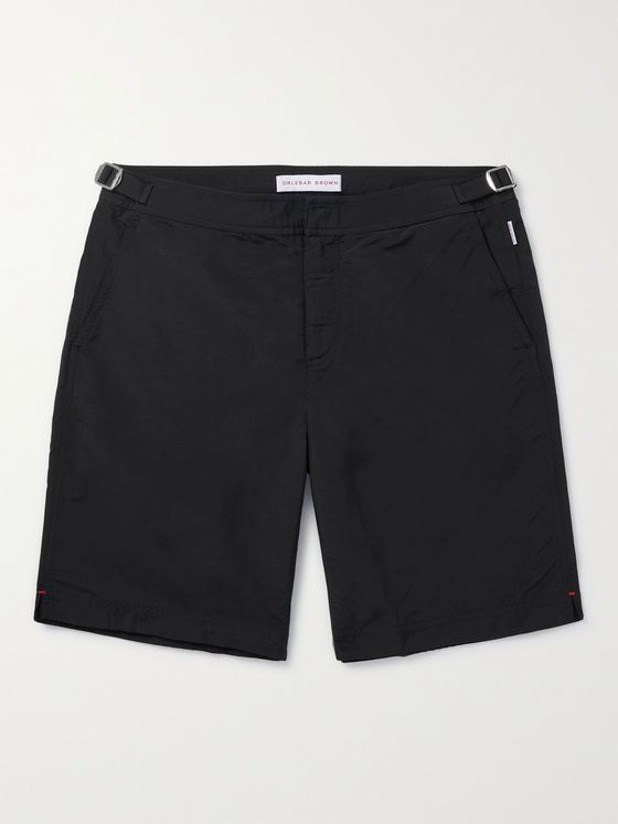 ORLEBAR BROWN Dane III Long-Length Swim Shorts
