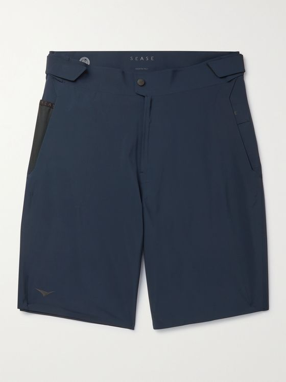Sease Comfort Stretch-Shell Shorts