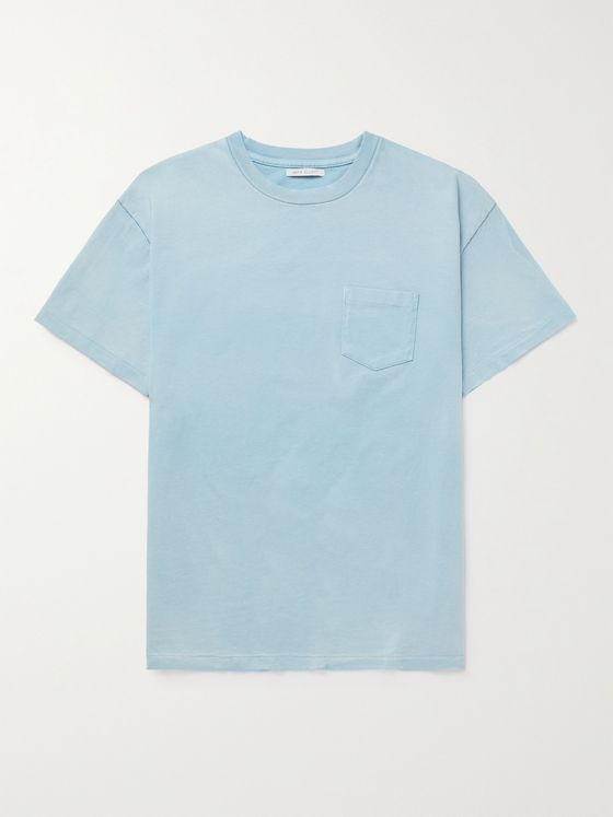 JOHN ELLIOTT Exposure Cotton-Jersey T-Shirt