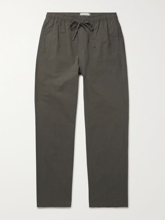 Satta Kai Cotton Drawstring Trousers