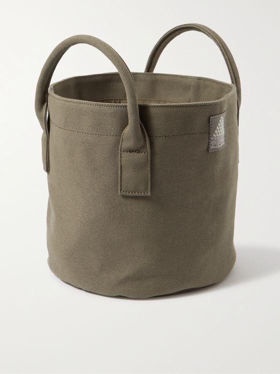 Satta Cotton-Canvas Planter