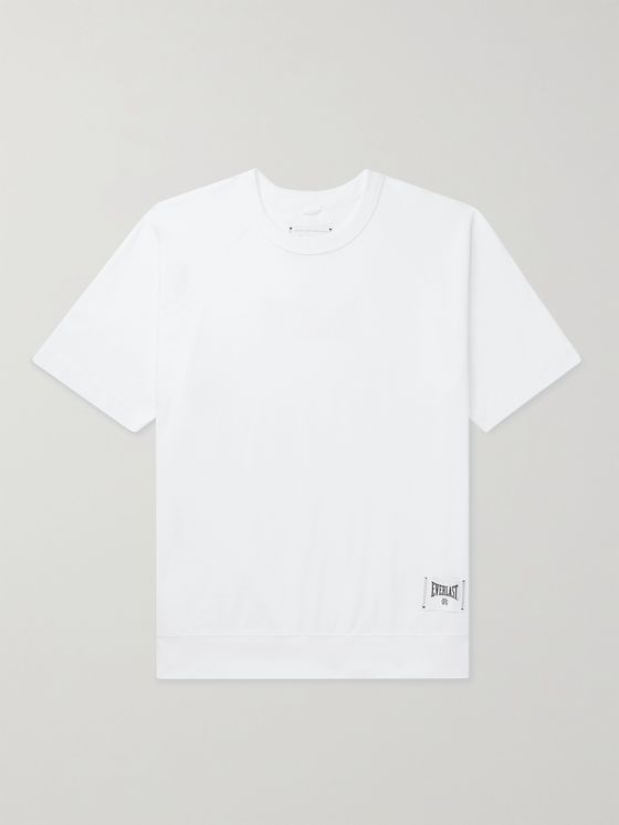 REIGNING CHAMP + Everlast Cotton-Jersey T-Shirt