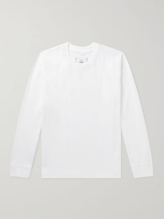 REIGNING CHAMP Cotton-Jersey T-Shirt