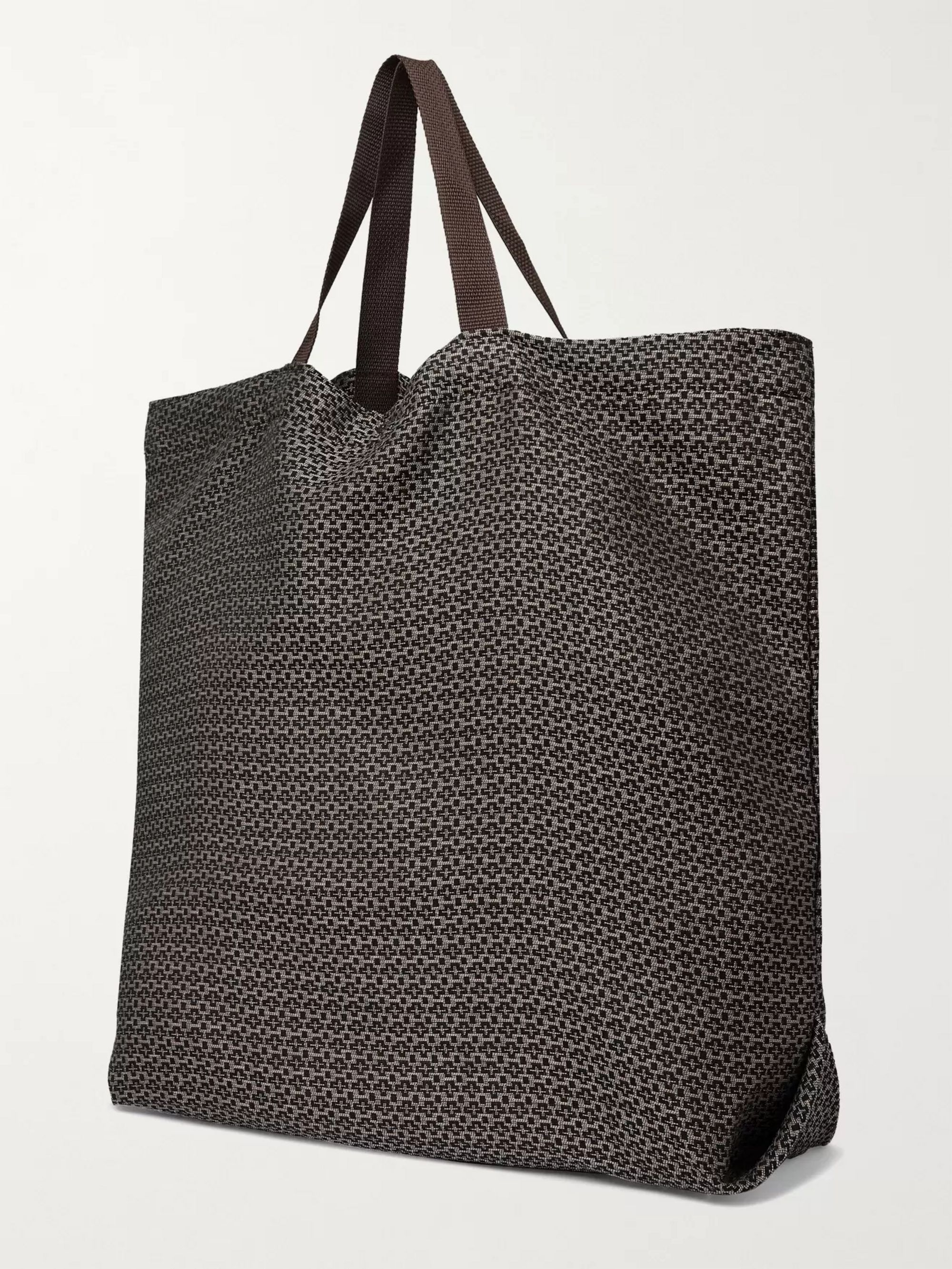 ENGINEERED GARMENTS Cotton-Ripstop Tote Bag