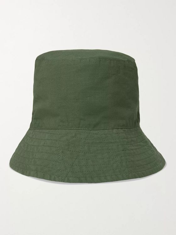Engineered Garments Cotton-Ripstop Bucket Hat
