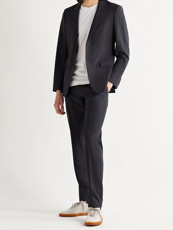 THEORY Chambers Slim-Fit Wool-Blend Blazer