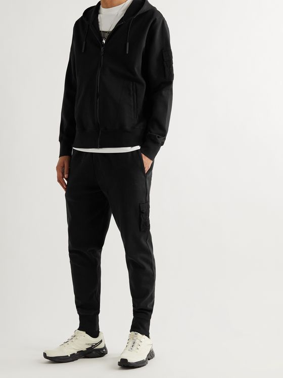 A-COLD-WALL* Stretch-Cotton Jersey Hoodie